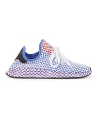 Baskets Deerupt Runner W Adidas Originals en coloris Blue