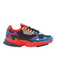 Baskets Falcon W Adidas en coloris Blue