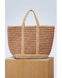 Vanessa Bruno Multicolor Large Size Shopping Bag