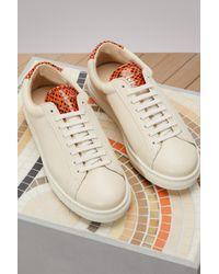 Zespà Multicolor Viper Skin Nappa Sneaker