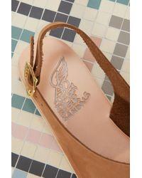 Ancient Greek Sandals Brown Maria Sandals