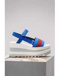 Stella McCartney Sandals Women Blue
