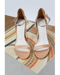 Maison Margiela Multicolor High-heeled Sandals