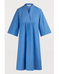 Vanessa Bruno Blue Lipa Dress