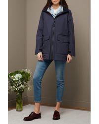 Canada Goose Blue Wolfville Jacket