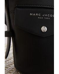 Marc Jacobs Black The Mini Sling Crossbody