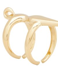 Chloé Metallic Feminities Ring