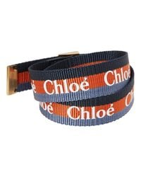Bracelet Valmy Chloé en coloris Blue