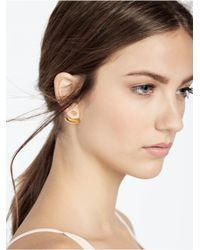 BaubleBar | Metallic Pendulum Ear Jackets | Lyst