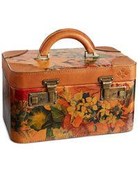 Patricia Nash | Brown Paradiso Train Case | Lyst