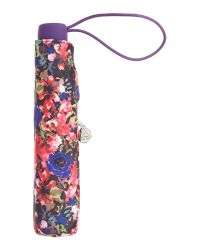 Fulton - Multicolor Digital Garden Superslim Umbrella - Lyst