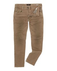 Replay | Natural Anbass Slim Fit Jean for Men | Lyst