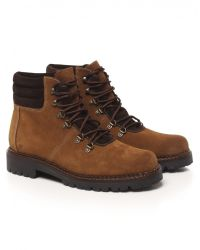 Jules B - Brown Mens Suede Hiking Boots for Men - Lyst