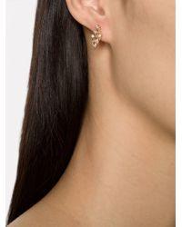 Loren Stewart   Metallic Pin And Stud Set Earrings   Lyst