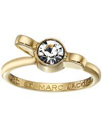 Marc By Marc Jacobs | Metallic Screw It Wingnut Ring | Lyst