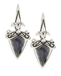 Stephen Webster | Gray Superstud Spike Earrings | Lyst