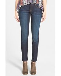 Vigoss - Blue 'chelsea' Skinny Jeans - Lyst