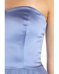 Coast Blue Darling Bandeau Dress
