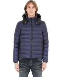 Rossignol | Blue Clovis Nylon Down Jacket for Men | Lyst