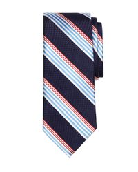 Brooks Brothers | Blue Sidewheeler Music Stripe Tie for Men | Lyst