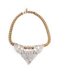 Lulu Frost - Metallic 50 Year Necklace #27 - Lyst