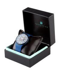 Tateossian - Black Wrist Watch for Men - Lyst