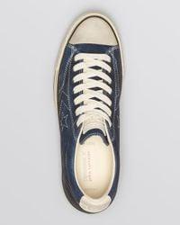 Converse Blue By John Varvatos Star Player Ev Sneakers for men
