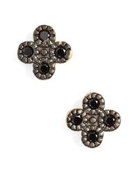 Freida Rothman | Metallic 'femme' Small Stud Earrings | Lyst