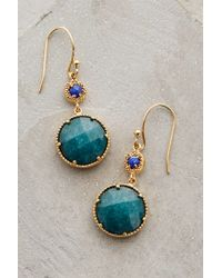 Anthropologie | Green Marchmont Drops | Lyst