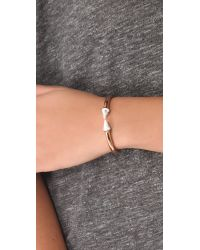 Vita Fede | Red Mini Titan Stone Bracelet | Lyst