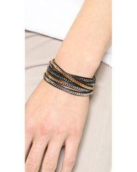Vita Fede - Multicolor Capri 5 Wrap Bracelet - Lyst