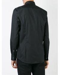 BOSS - Black Classic Shirt for Men - Lyst