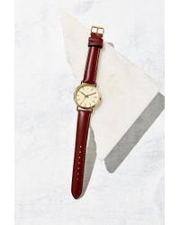 Urban Outfitters - Metallic Gabrielle Watch - Lyst