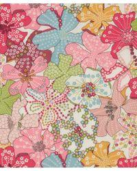 Liberty Pink Mauvey C Tana Lawn