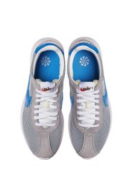Nike Gray Roshe Ld-1000 Nylon Sneakers