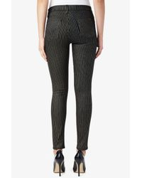 Hudson Jeans - Black Barbara High Waist Super Skinny - Lyst
