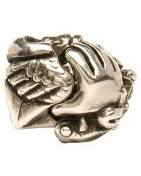 Trollbeads Metallic Bead Of Fortune Charm