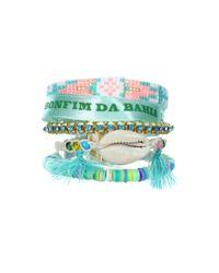 Hipanema - Multicolor Bracelet Wave - Lyst