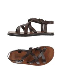 DSquared² | Brown Sandals for Men | Lyst
