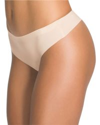 Wacoal | Natural Edgewise Thong | Lyst