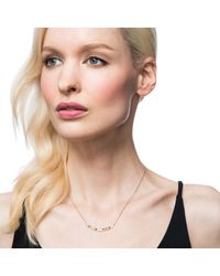 Lulu Frost | Multicolor Code 10kt 'always And Forever' Necklace | Lyst