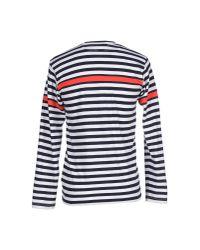 Comme des Garçons - Blue T-shirt for Men - Lyst