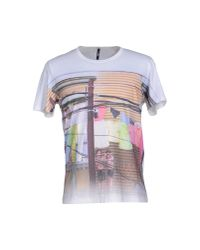Versus - White T-shirt for Men - Lyst
