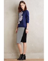 HD In Paris | Black Addie Pencil Skirt | Lyst