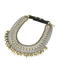 Jenny Bird - Metallic Talitha Collar - Lyst