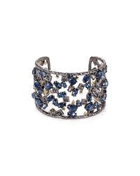 Alexis Bittar | Blue Elements Labradorite Confetti Cuff | Lyst