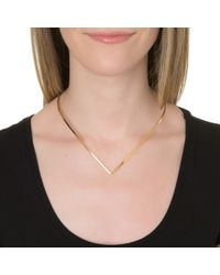 Jennifer Zeuner | Metallic Tilda Necklace | Lyst
