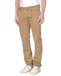 Pt05 | Natural Straight Low-Rise Jeans for Men | Lyst