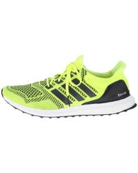 Adidas | Yellow Ultra Boost for Men | Lyst