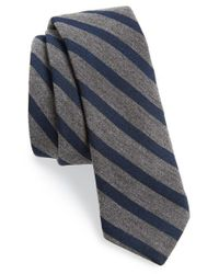 Todd Snyder | Blue Woven Tie for Men | Lyst